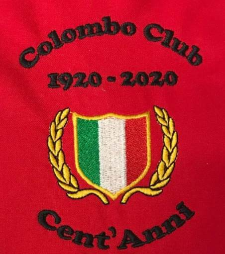 Cent' Anni Red Polo Shirt 5