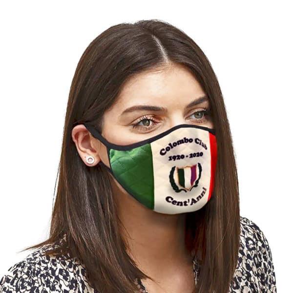 Cent'Anni Face Mask 4