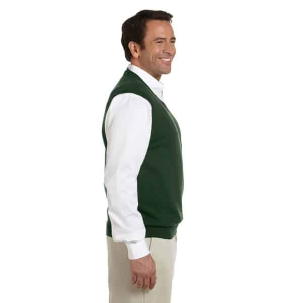Club V-Neck Sweater Vest 2