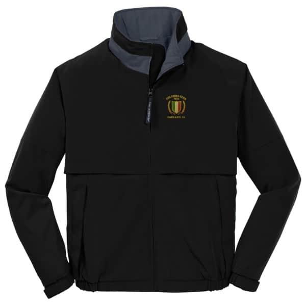 Full Zip Club Legacy Jacket 1