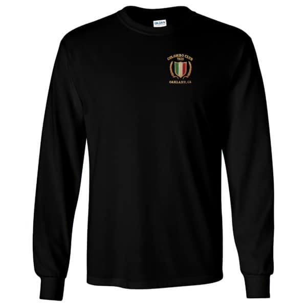 Colombo Club Long Sleeved T-Shirt 1