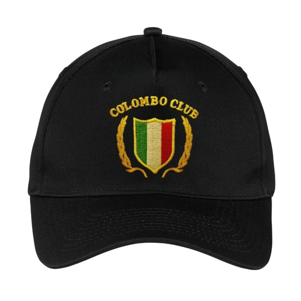 Club Classic Twill Baseball Cap 1
