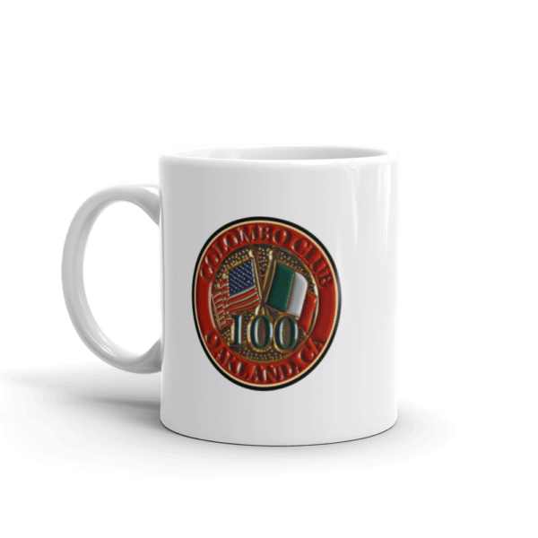 Cent' Anni Red Seal Coffee Mug 2